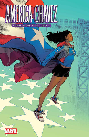 AMERICA CHAVEZ MADE IN THE USA #2 PRE-ORDER
