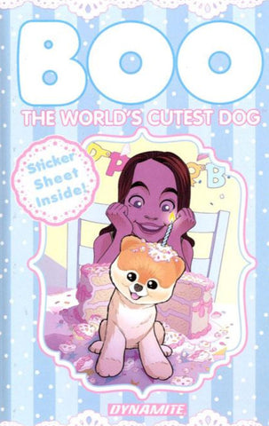 BOO WORLDS CUTEST DOG WALK IN THE PARK HC