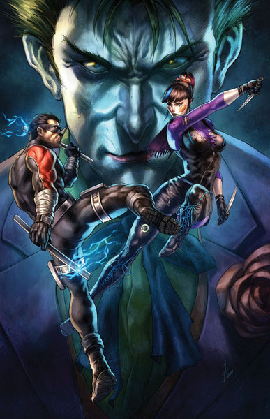 Nightwing #74 Cover Pack Pre-order
