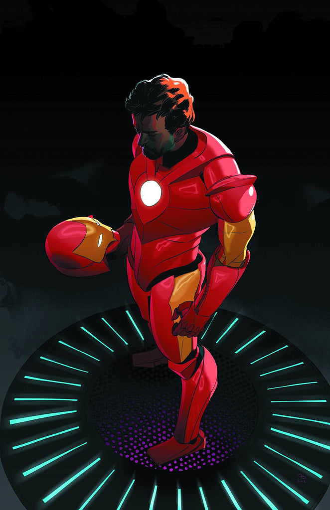 ULTIMATE COMICS IRON MAN TP