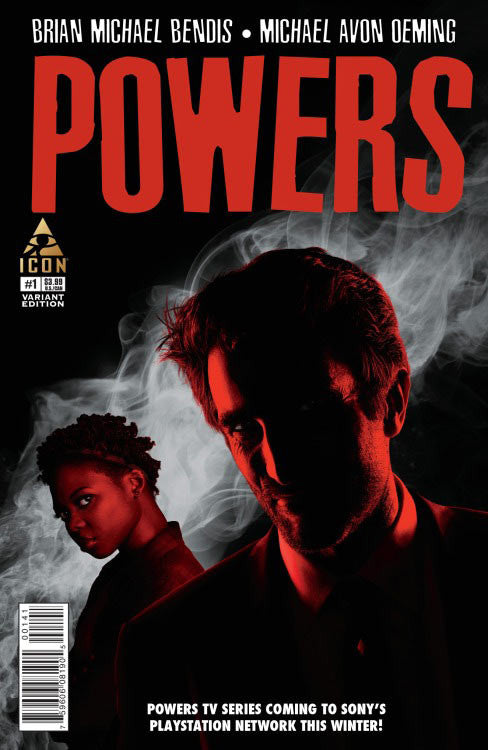 POWERS #1 PHOTO VARIANT