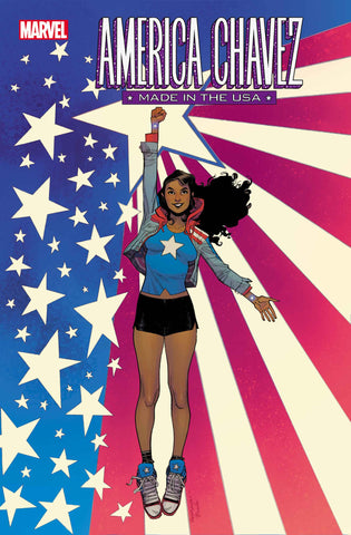 AMERICA CHAVEZ MADE IN THE USA #1 PRE-ORDER