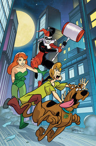 SCOOBY DOO TEAM UP #12 2ND PTG VARIANT
