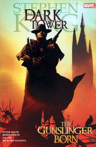 DARK TOWER PREM HC GUNSLINGER BORN