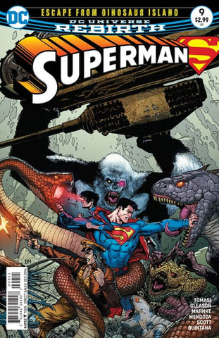 SUPERMAN (REBIRTH) #9