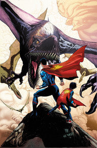 SUPERMAN (REBIRTH) #8