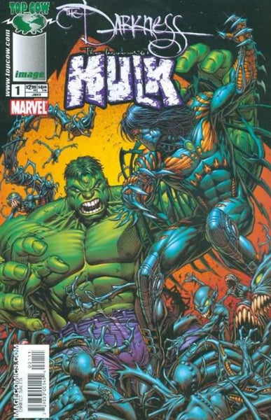 DARKNESS SUPERMAN HULK - 3 Comic Lot