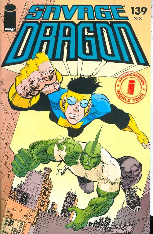 SAVAGE DRAGON #139