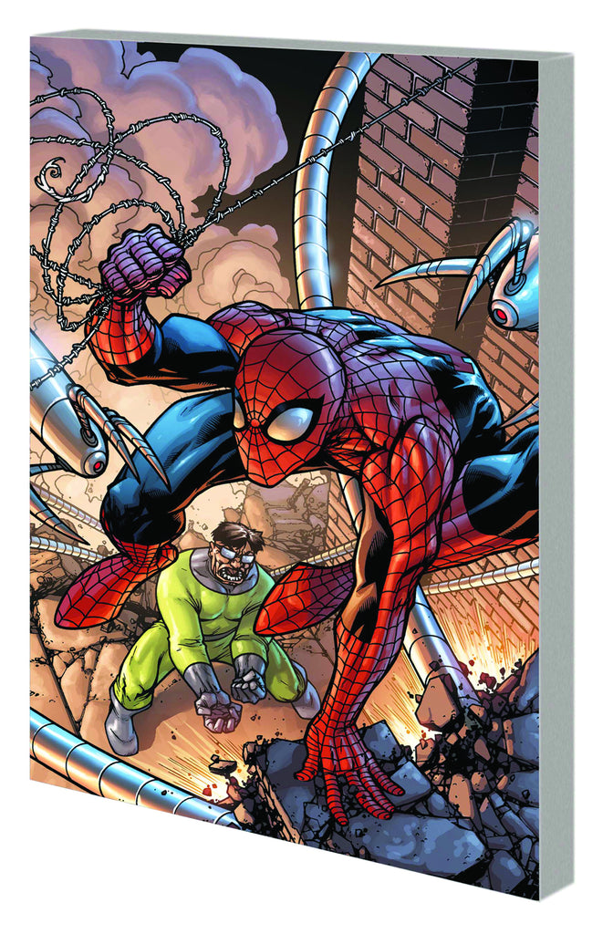 MARVEL ADVENTURES SPIDER-MAN TP VOL 12 JUMPING DIGEST