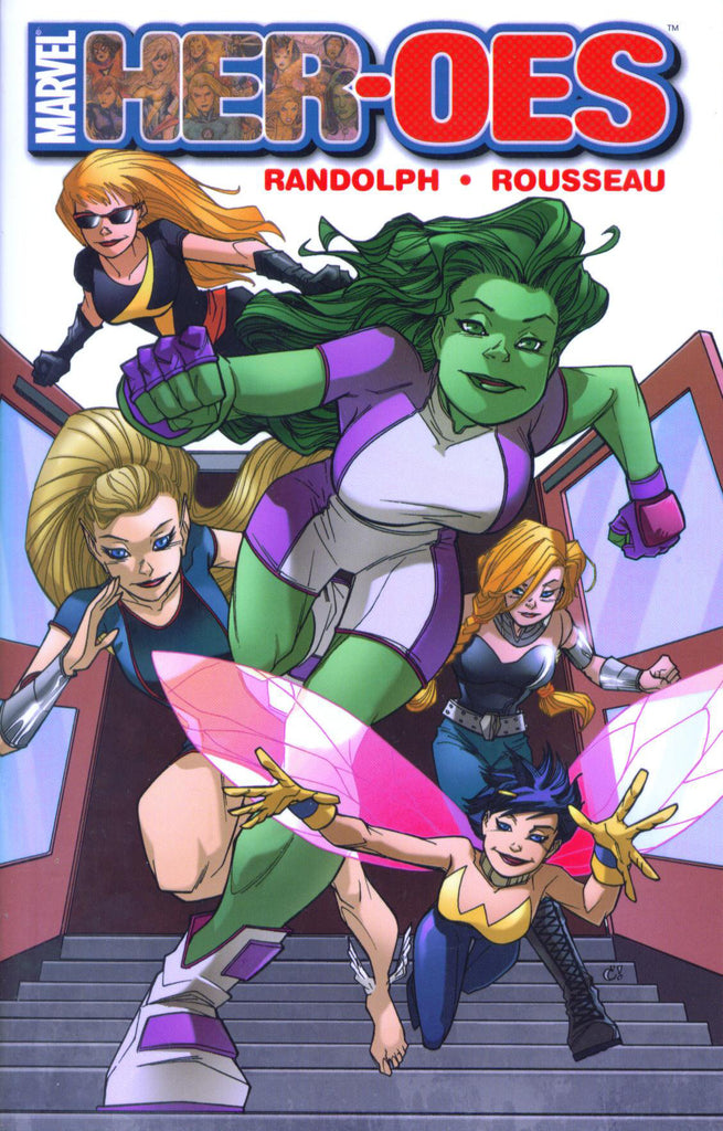 MARVEL HER-OES TP GN