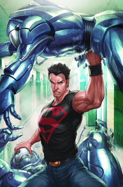 ARTGERM - Superman Covers