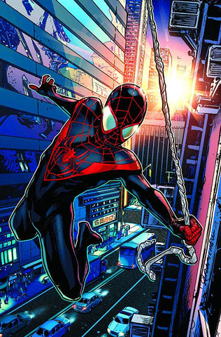ULTIMATE COMICS SPIDER-MAN BY SARA PICHELLI POSTER