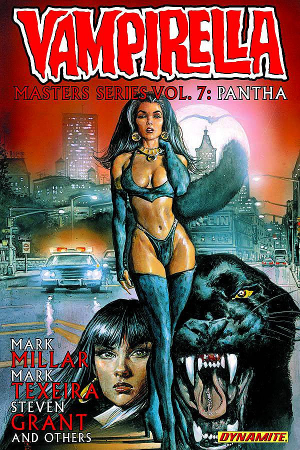 VAMPIRELLA MASTERS SERIES TP VOL 07 MARK MILLAR