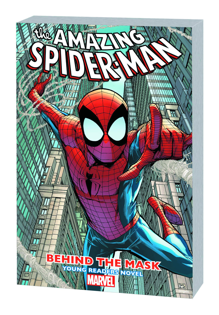 SPIDER-MAN YOUNG READERS NOVEL TP VOL 01 BEHIND MASK