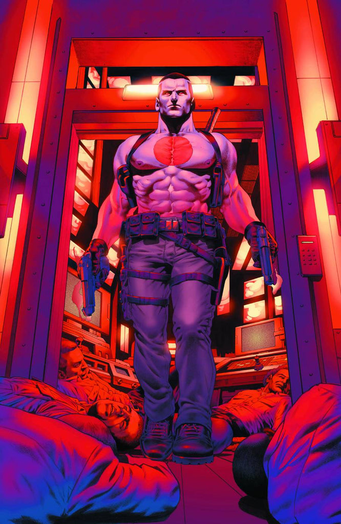 BLOODSHOT #2