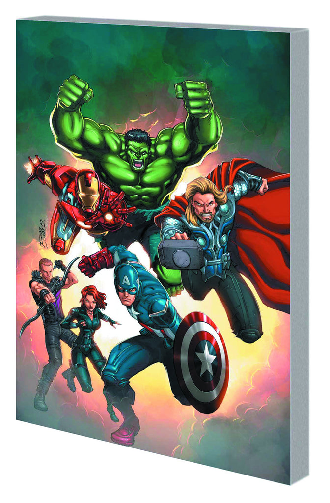 MARVELS AVENGERS AVENGERS INITIATIVE DIGEST TP