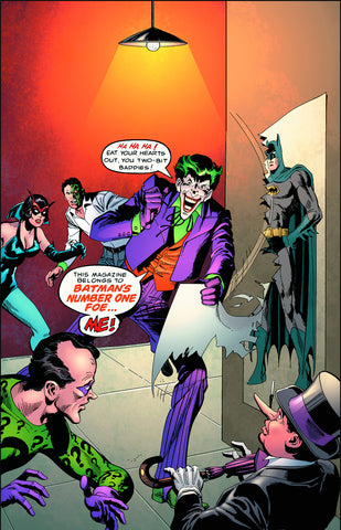 JOKER CLOWN PRINCE OF CRIME TP
