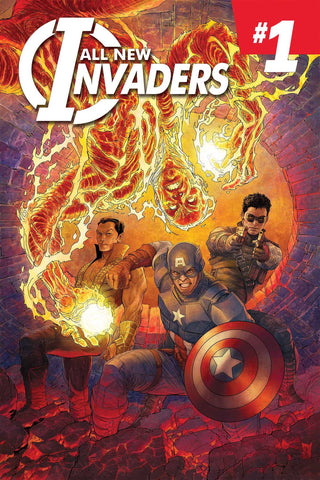 All New Invaders #1