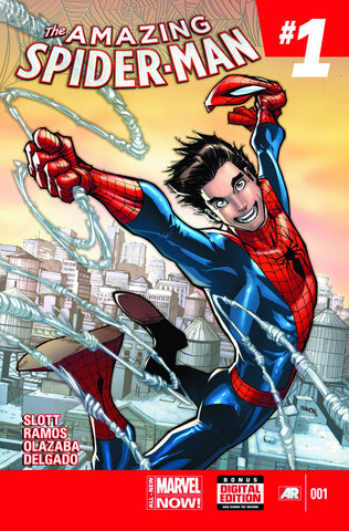 Amazing Spider-Man #1 - 1st Cindy Moon