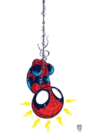 AMAZING SPIDER-MAN #1 YOUNG VAR