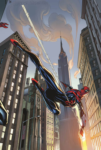 Superior Spider-Man #31 J Scott Campbell Variant
