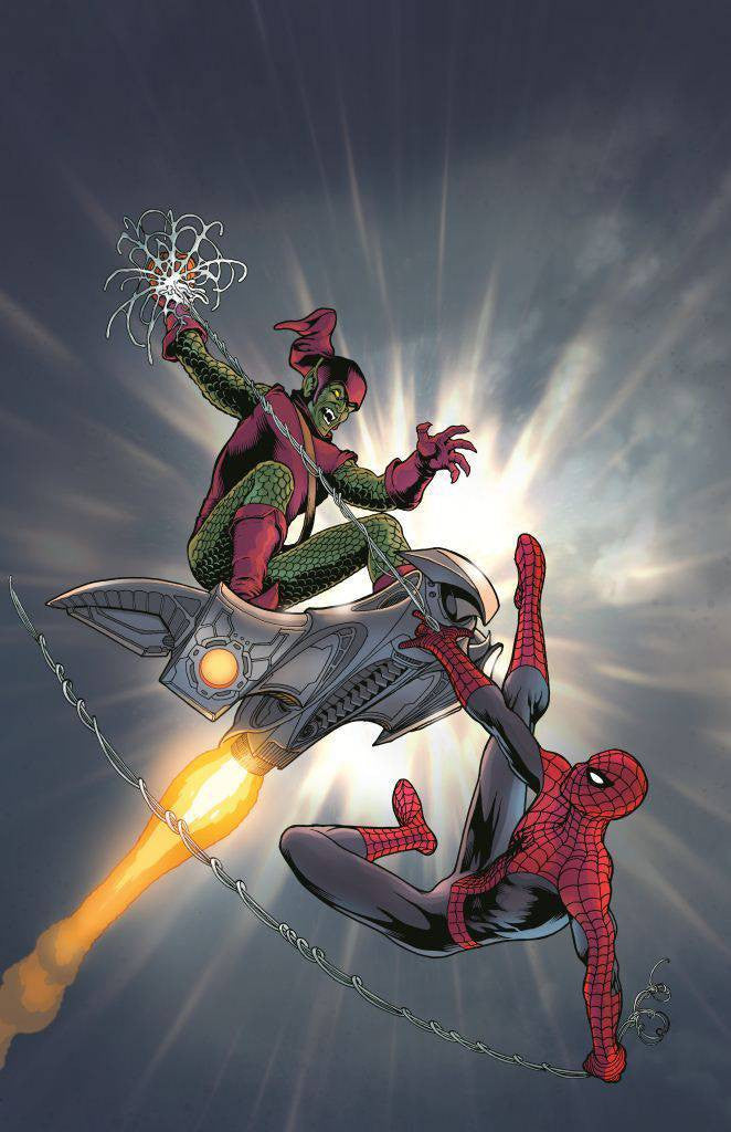 Superior Spider-Man #31 Kevin Maguire Variant