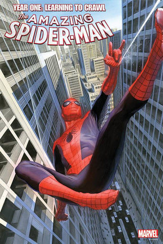 AMAZING SPIDER-MAN #1.1 BY ALEX ROSS POSTER