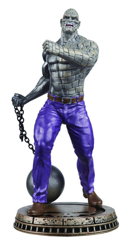 MARVEL CHESS FIGURE #15 ABSORBING MAN BLACK PAWN