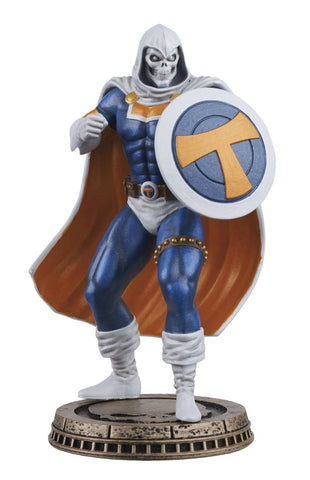 MARVEL CHESS FIGURE #18 TASKMASTER BLACK PAWN
