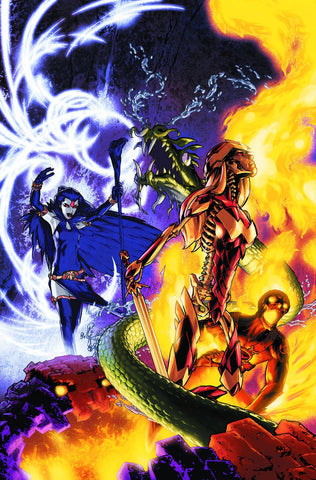 TEEN TITANS #3 MONSTERS VAR