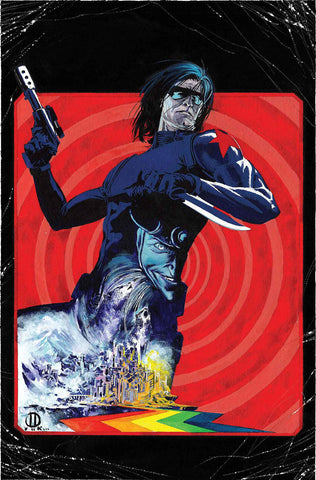 Bucky Barnes The Winter Soldier #2