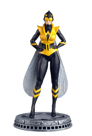 MARVEL CHESS FIGURE #21 WASP WHITE PAWN
