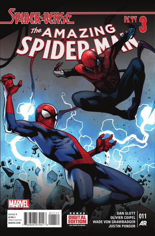 Amazing Spider-Man #11 ANMN