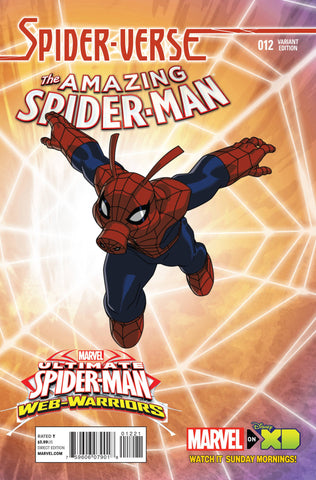 Amazing Spider-Man #12 ANMN ANIMATION Variant