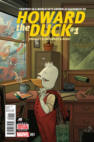 Howard The Duck #1 ANAD