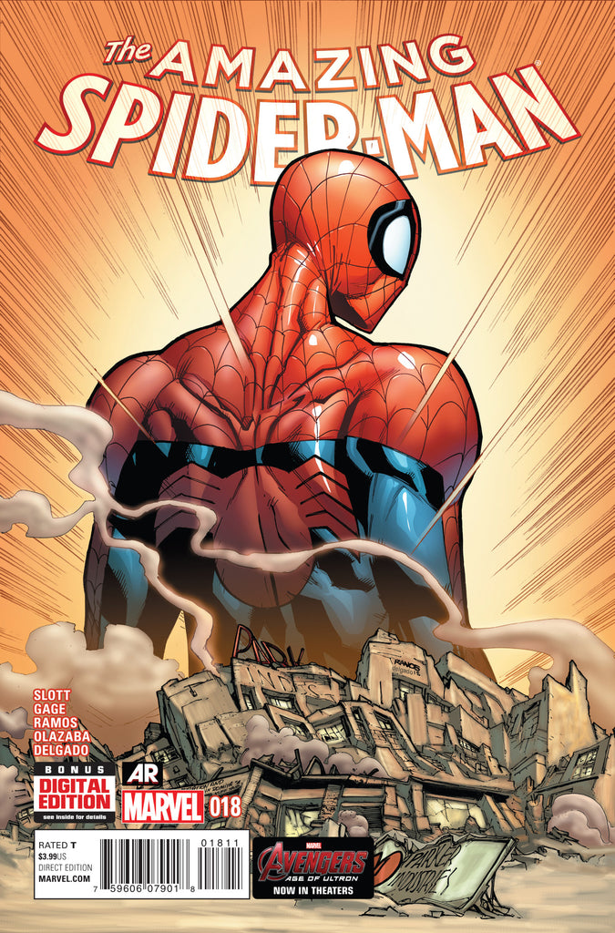 Amazing Spider-Man #18 ANMN