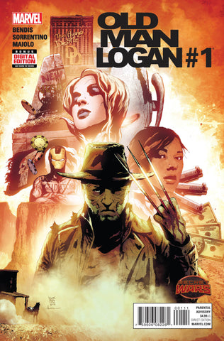 Old Man Logan #1 SW