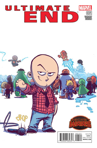 Ultimate End #1 Skottie Young Variant