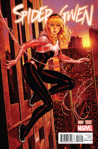SPIDER-GWEN #4 MARK BROOKS VARIANT