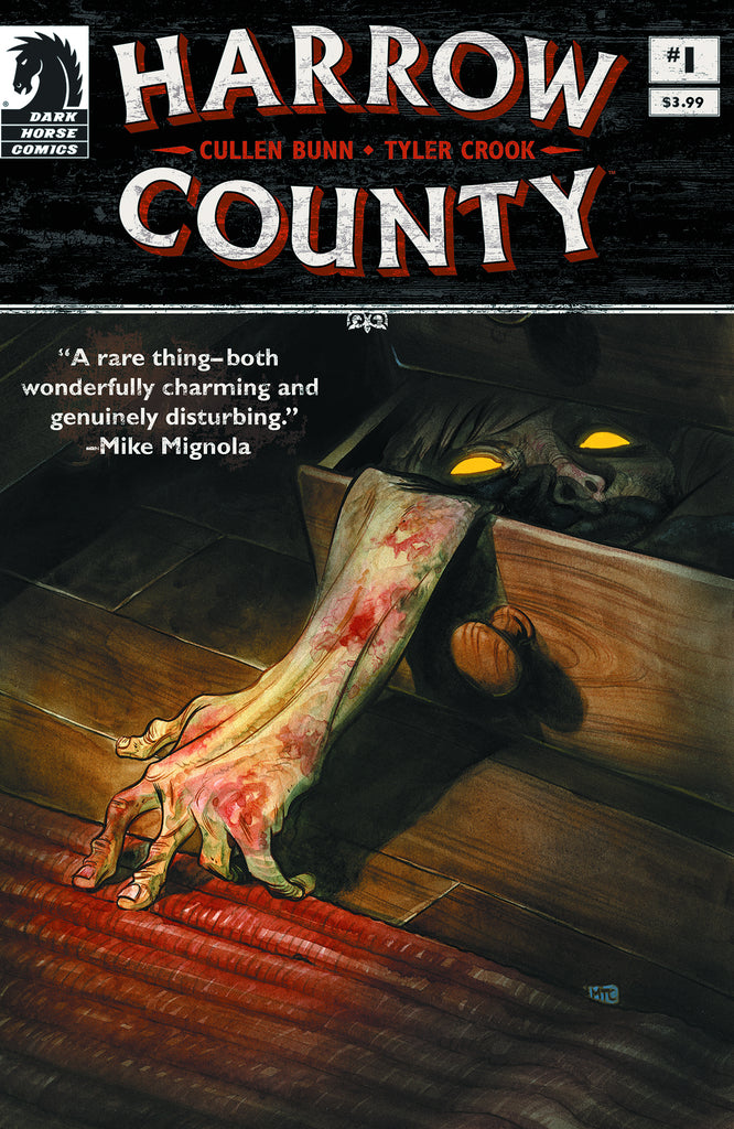 HARROW COUNTY #1 - 1st Print