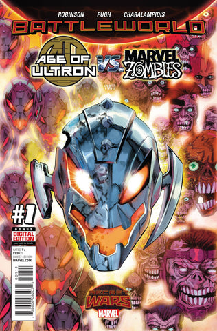 Age of Ultron vs Marvel Zombies #1