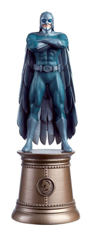 DC SUPERHERO CHESS FIGURE #86 OWLMAN BLACK KNIGHT