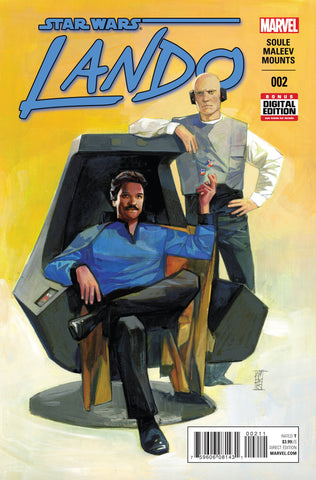 STAR WARS LANDO #2 (OF 5)
