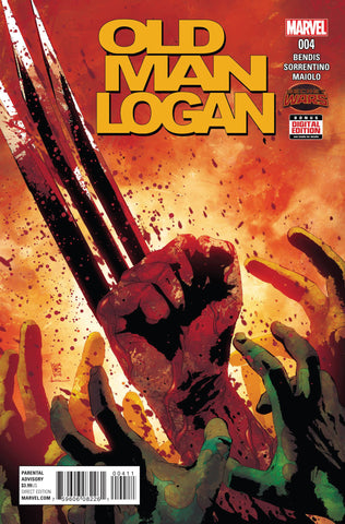 Old Man Logan #4 SW