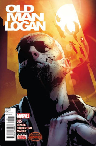 Old Man Logan #5 SW