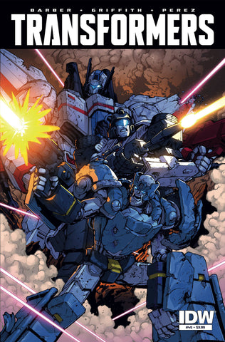 TRANSFORMERS #45