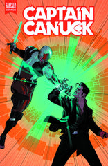 Captain Canuck #6 Cover A