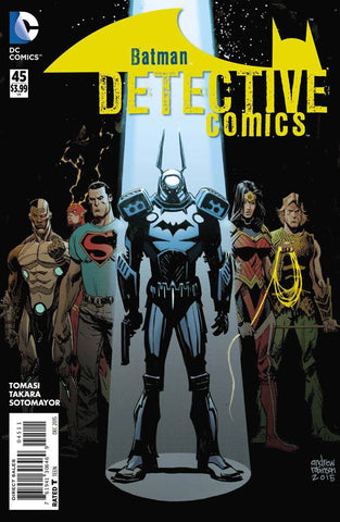 Batman Detective Comics #45