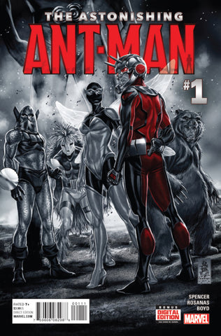 The Astonishing Ant-Man #1