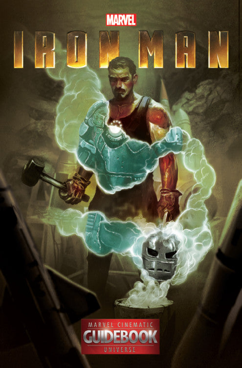 GUIDEBOOK TO MARVEL CINEMATIC UNIVERSE IRON MAN #1